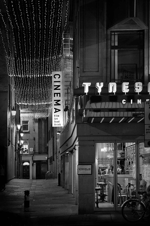 Tyneside Cinema at Night 1, Colin Davison