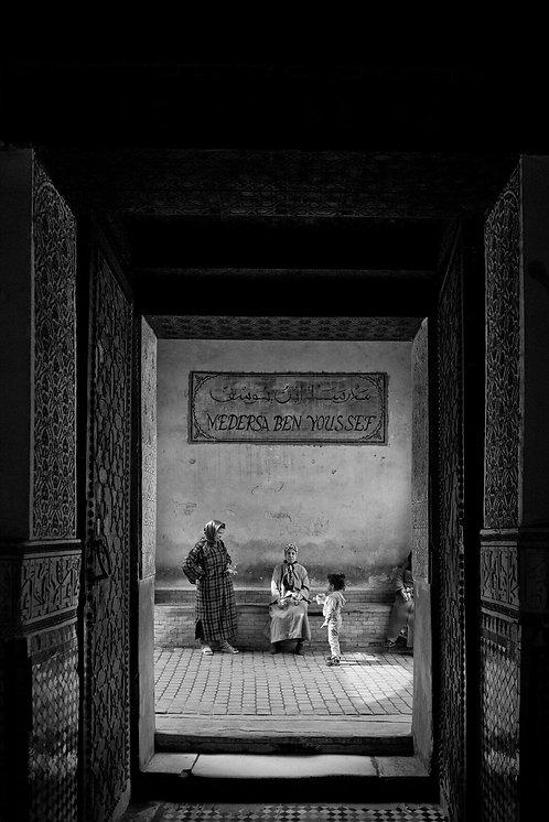 Marrakech 2, (12x8inch), Colin Davison