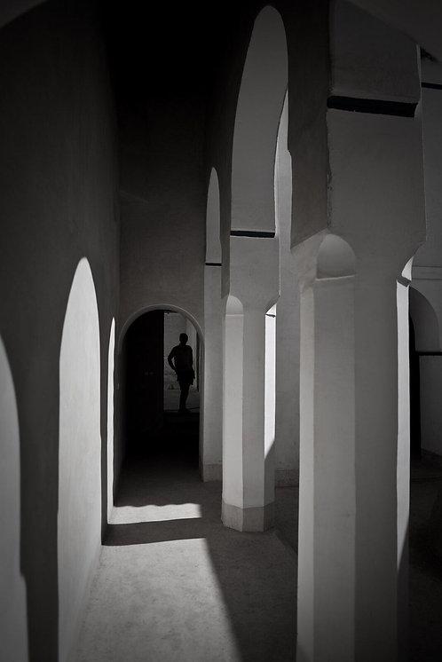 Marrakech 1, (12x8inch), Colin Davison
