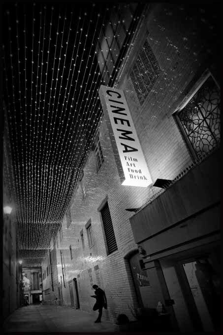 Tyneside Cinema at Night 2, Colin Davison