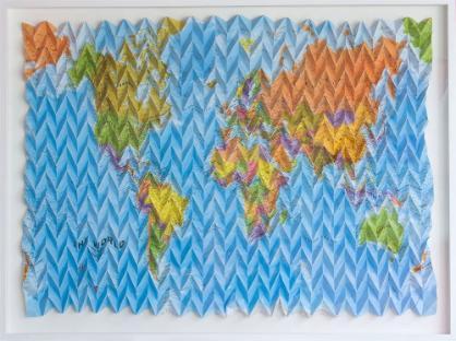 A Wishful Topography 2, Yvette Hawkins