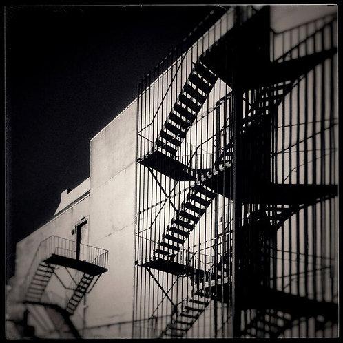 Staircase,  Colin Davison