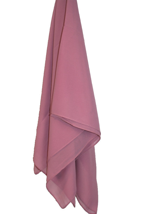 The Chiffon Collection - Rose Pink