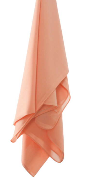 The Chiffon Collection - Salmon