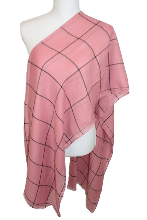 The Plaid Collection - DustyRose