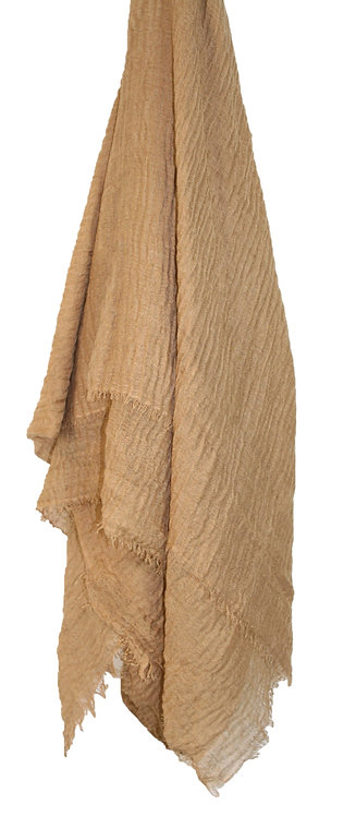 The Crinkle Collection - Beige