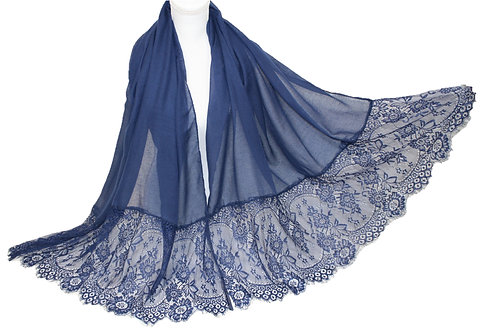 The Lace Collection - Azure