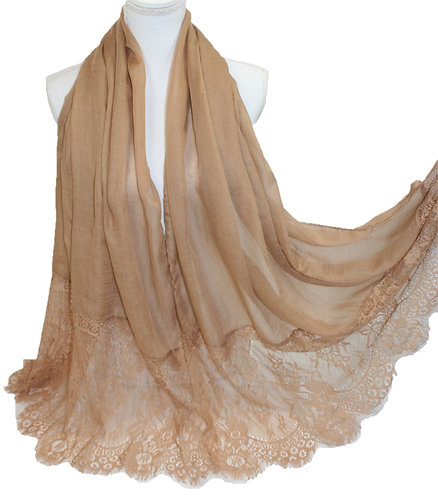 The Lace Collection - Mocha