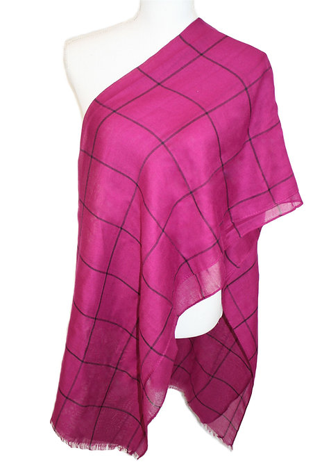 The Plaid Collection - Magenta