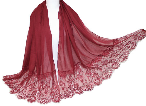 The Lace Collection - Sangria