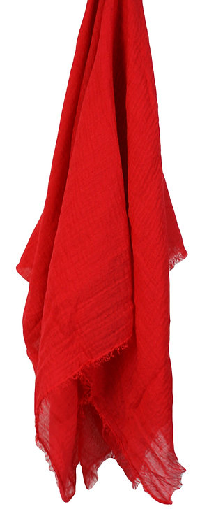 The Crinkle Collection - Red