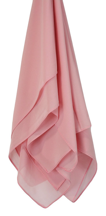 The Chiffon Collection - Baby Pink
