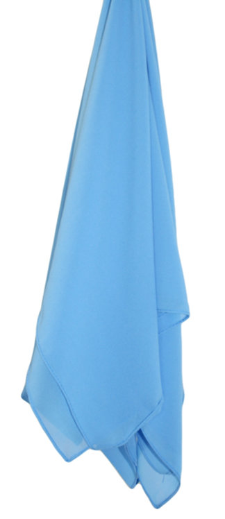 The Chiffon Collection - Light Blue