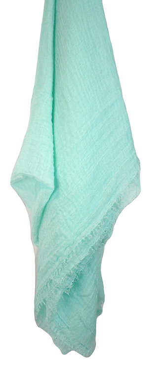 The Crinkle Collection - Mint