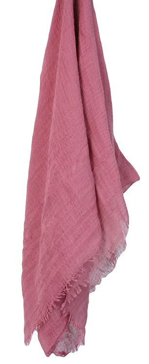 The Crinkle Collection - Rose Pink