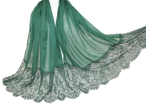 The Lace Collection - Evergreen
