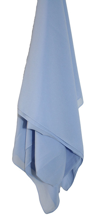 The Chiffon Collection - Sky Blue
