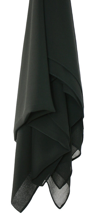 The Chiffon Collection - Black