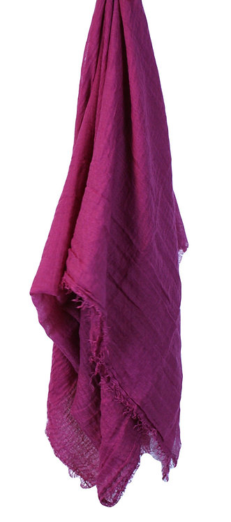 The Crinkle Collection - Magenta