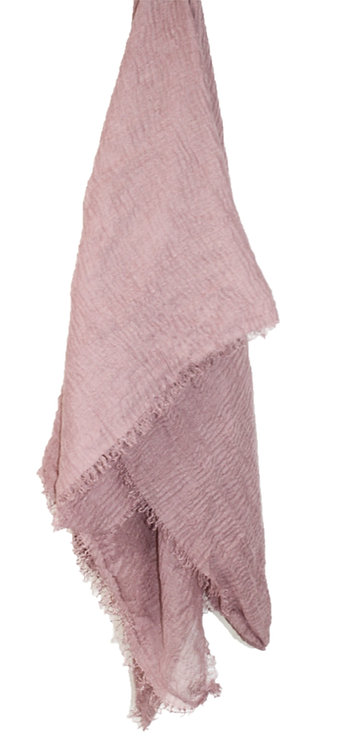 The Crinkle Collection - Soft Mauve