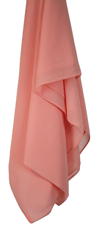 The Chiffon Collection - Peach
