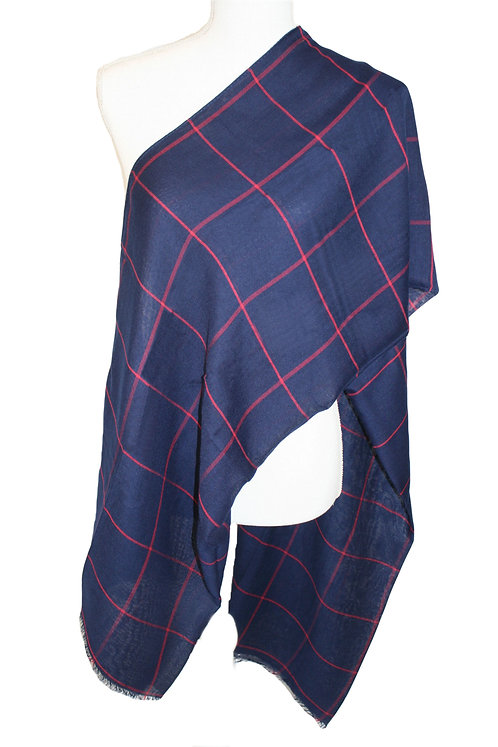 The Plaid Collection - Berry