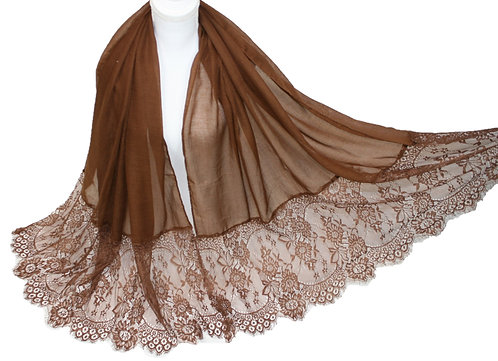 The Lace Collection - Hazelnut