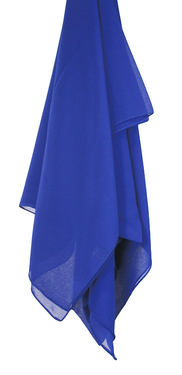 The Chiffon Collection - Blue