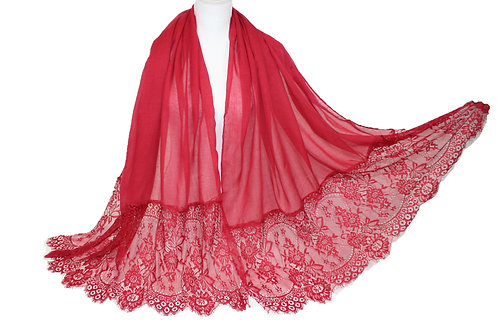 The Lace Collection - Rose