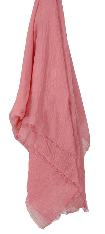 The Crinkle Collection - Blush Pink