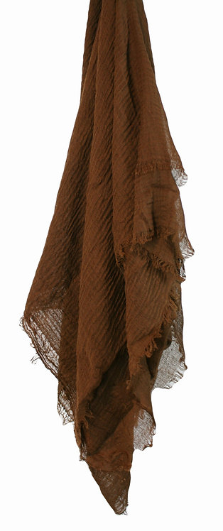 The Crinkle Collection - Brown