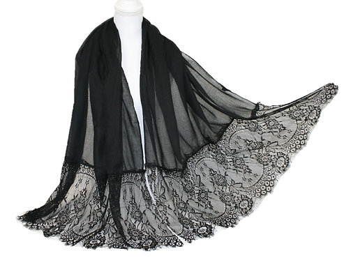 The Lace Collection - Black