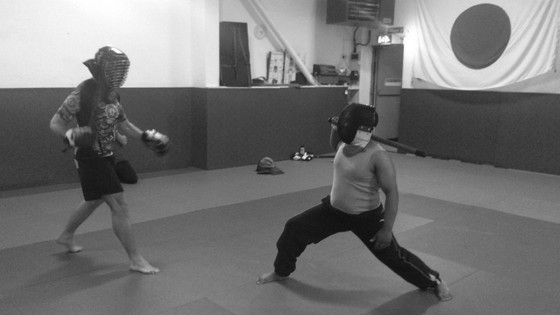 Stick Sparring - what's it all about?