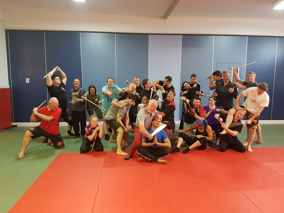 5 Things I love about Rapid Arnis