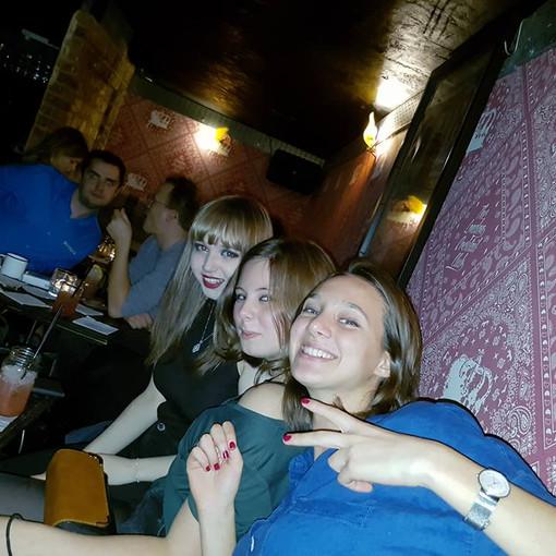 Freshers social 4