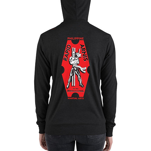 RA Classic zip hoodie