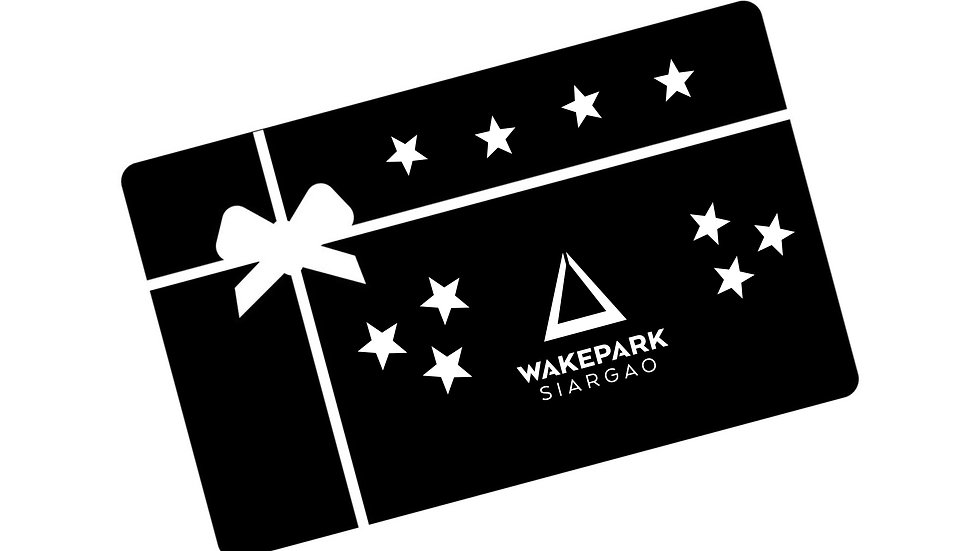 Gift Card Duo Wakeboard Package