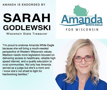 Sarah Godlewski Endorsement.png