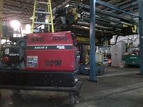 Dymar Mechanical Mobile Welding