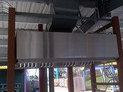 Dymar Custom Stainless Steel Hood