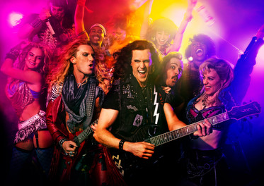 Rock of Ages Revival Promo