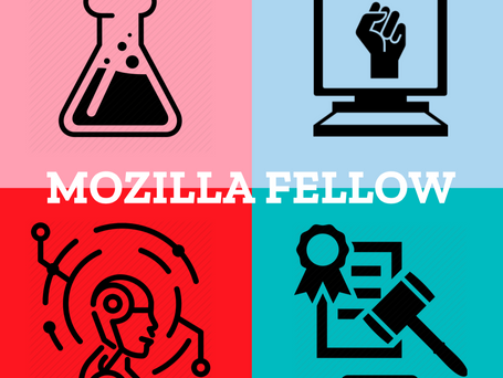 Mozilla Fellow Logo