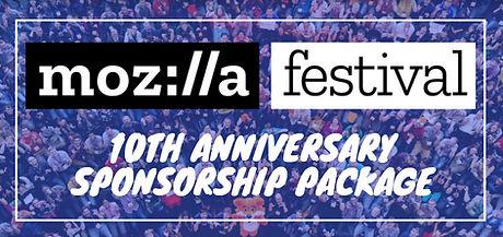 Mozfest Sponsorship Logo