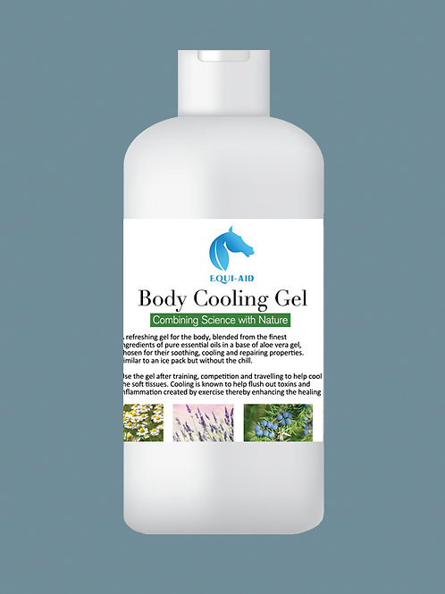 Body Cooling Gel
