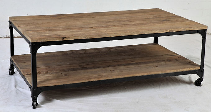 Dutch Industrial Coffee Table
