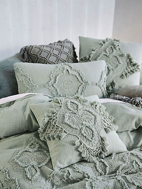 Alli Stillwater Duvet Cover Set