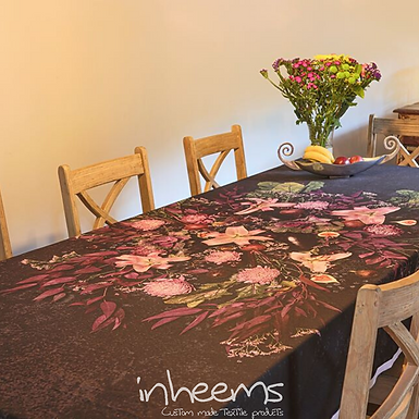Tablecloth - Flowers