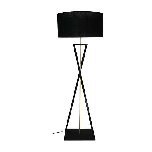 Twisted Floor Lamp
