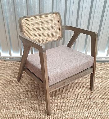 Sonet Lounge Chair with Cushion