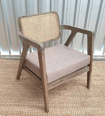 Sonet Lounge Chair with Cushion